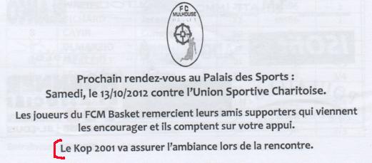 Articles/Infos Diverses: Le Kop, ses Membres ou le FCM! 120930-kop