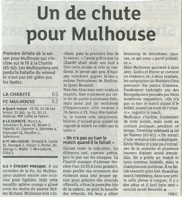 [J 05] La Charité - FCMB : 65 - 62 - Page 3 2013-charite