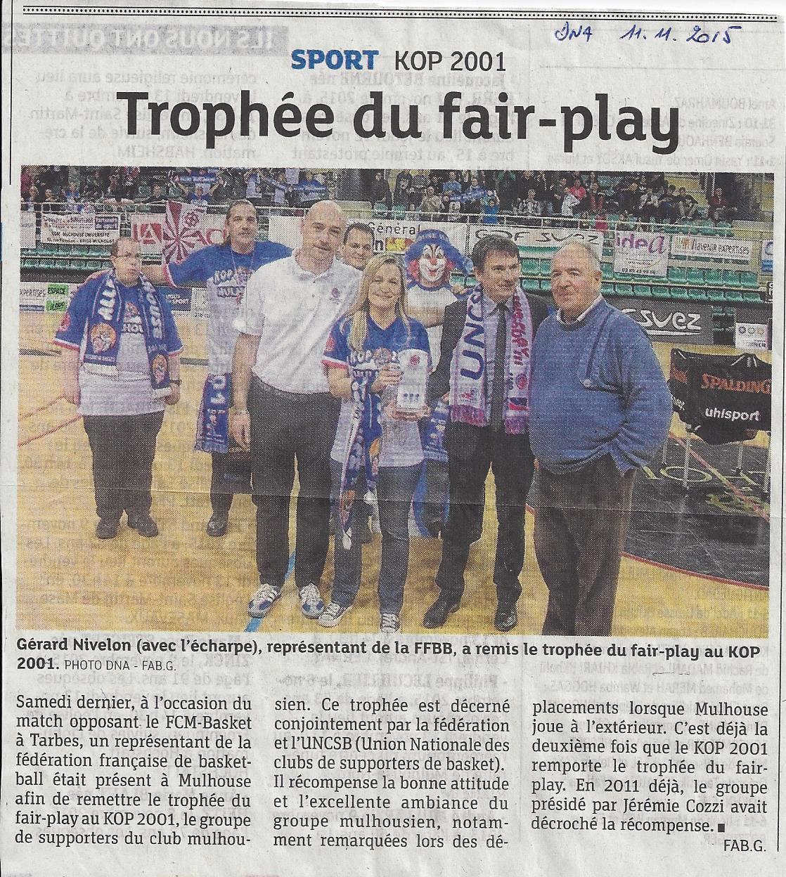 Trophée du Fair Play 2015 2015-11-11-DN