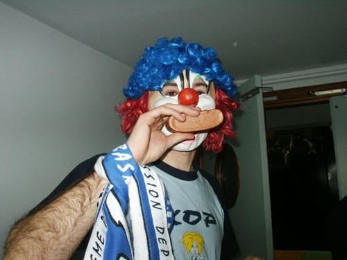 [L'Anniversaire du Clown] Et 1! Et 2! Et 3! Et 4-0! C10