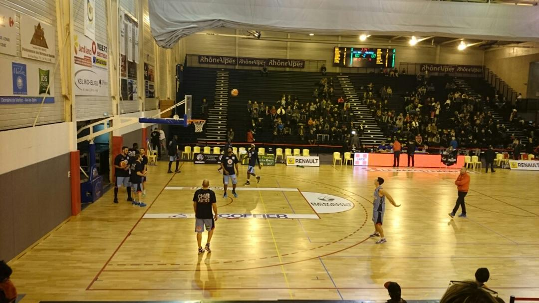 [J.20] Aix Maurienne SB - FC MULHOUSE : 69 - 57 Aix1