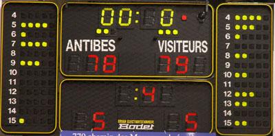 [Historique] Saison 2006/07: Déplacement à Antibes Antibes-fin