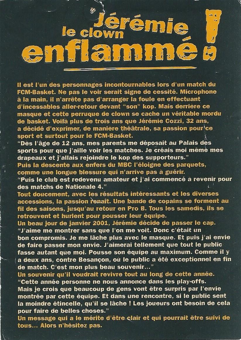 Articles/Infos Diverses: Le Kop, ses Membres ou le FCM! - Page 2 Clown