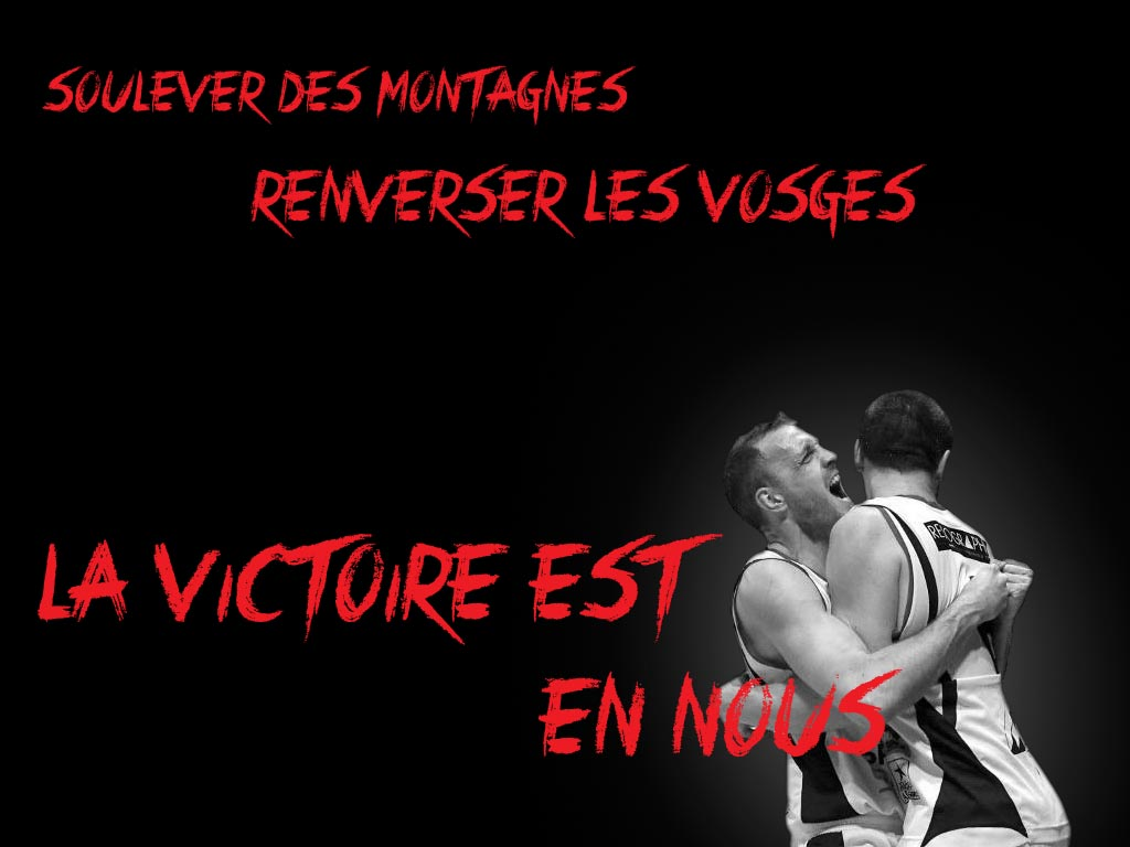 [J.32] GET Vosges - FCMB : 93 - 101 Get