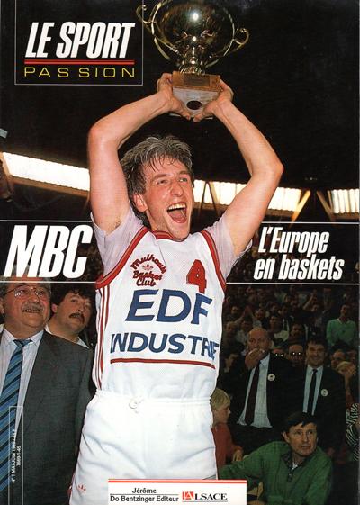 Saison 1988/89 - N1A (Pro A) Ssp-1