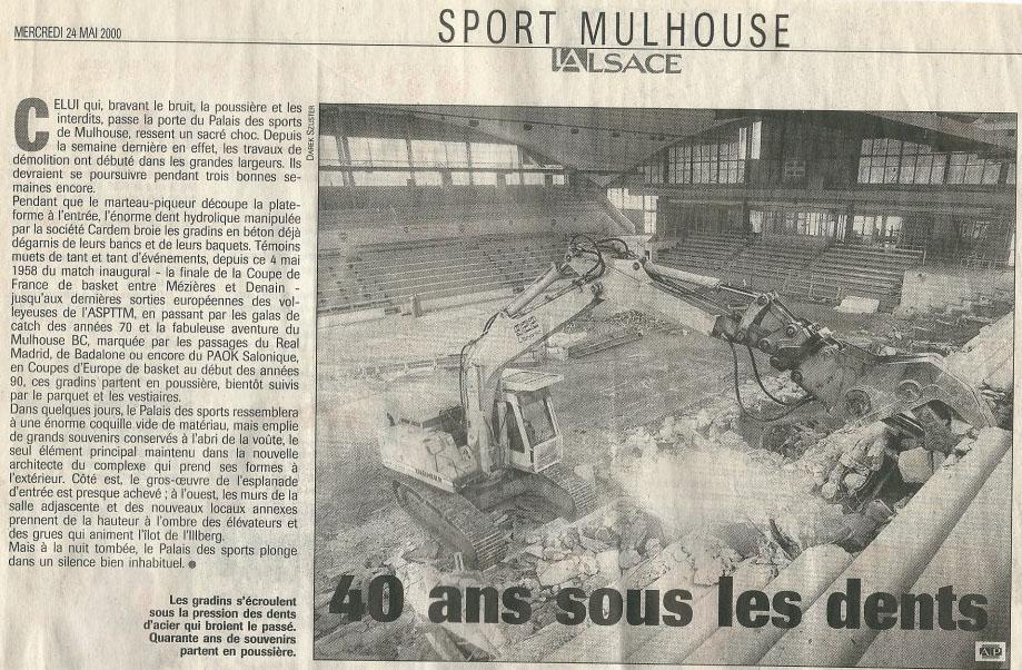 L'ancien Palais des Sports Pds40