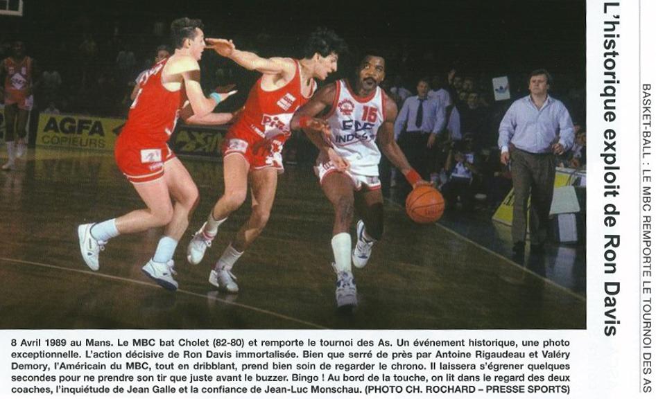 Saison 1988/89 - N1A (Pro A) Rd