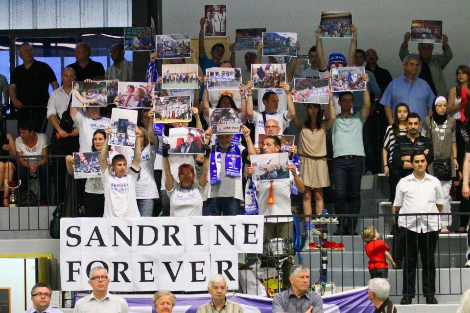 R.I.P SANDRINE Sandrine
