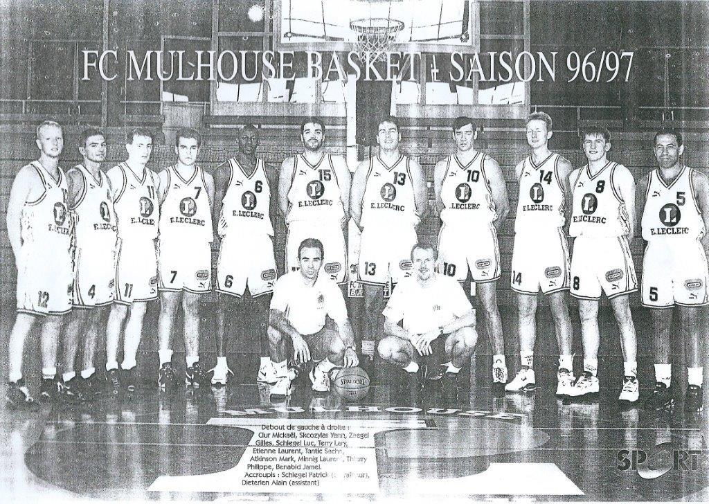 Saison 1996/1997 - Nationale II (N1) 96-97